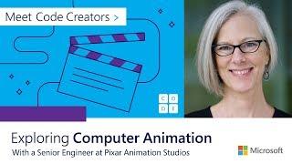 Meet Code Creators: How Computer Science Powers Movies
