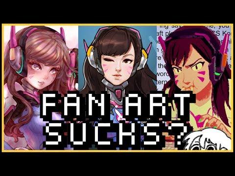 Fan Art vs Official Art   What's Up, Nez with My Girlfriend