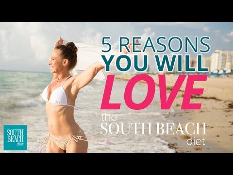 5 Reasons To Start South Beach Diet