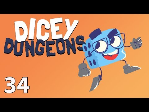 Northernlion Plays Dicey Dungeons For A Bit: Infinity [34/?]