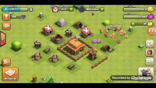 FINALMENTE IL CASTELLO DEL CLAN- Clash of clans dall'inizio #2-