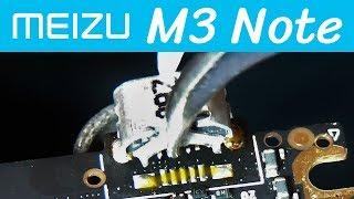 видео Шлейф для телефонов Meizu