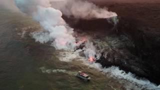 Mavic Big Island- EP01: Kilauea Volcano Activity update on 2017 Apr 23