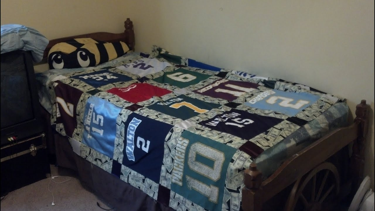 Where To Get T Shirt Quilts Made Tshirt Quilt Memory
