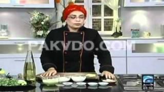 Cooking | Makan Murgh Handi and Til wali Naan with Chef Rahat Ramazan 2010