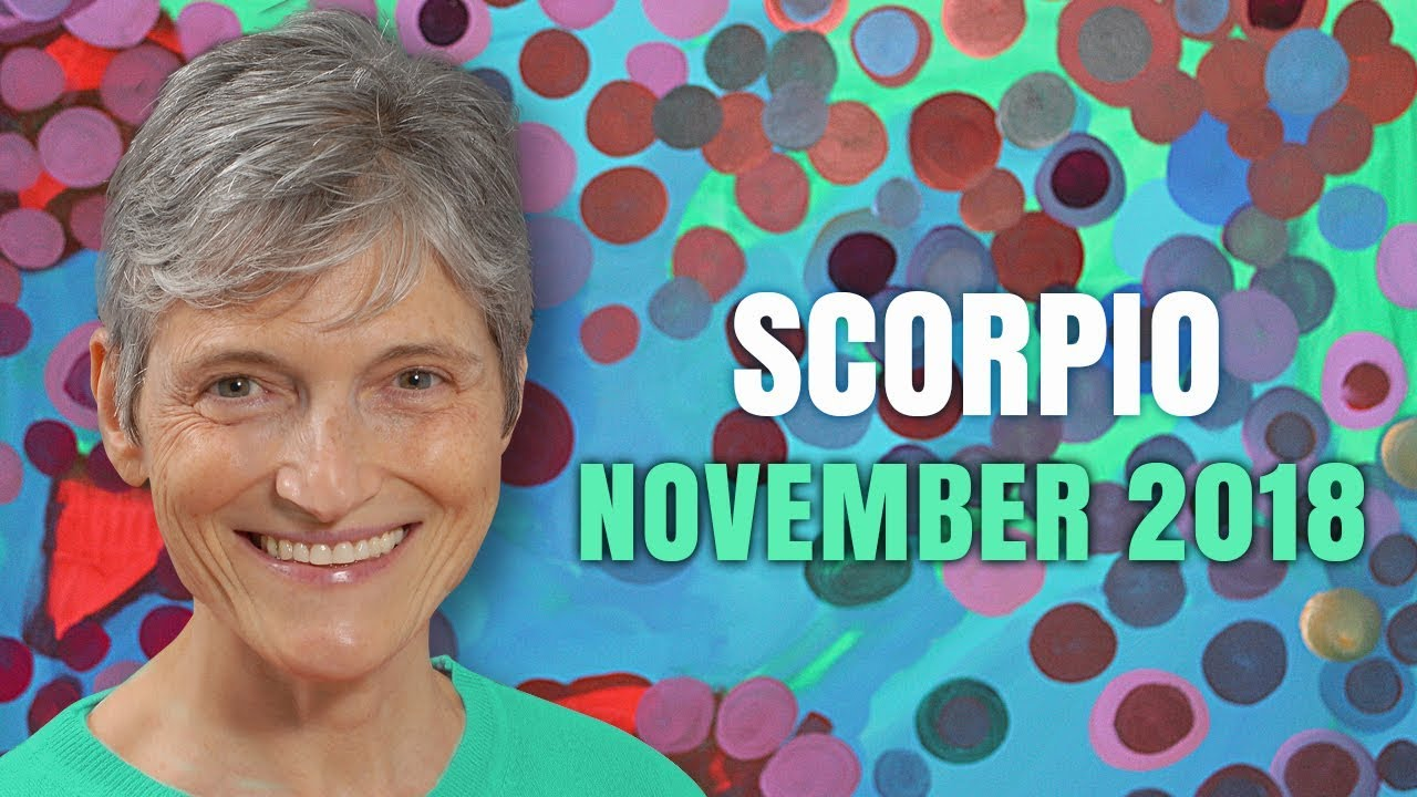 Astrology of Scorpio for today November 13th 12222