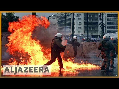🇬🇷🇲🇰 Thousands protest in Athens against Macedonia name change | Al Jazeera English