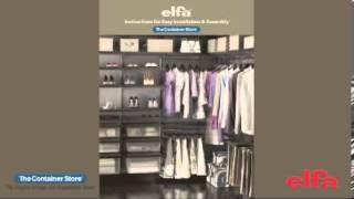 elfakazan.ru - шведские гардеробные системы elfa(Шведская система хранения elfa®- безупречные решения организации хранения, которые можно изменять в зависим..., 2012-12-02T17:24:27.000Z)