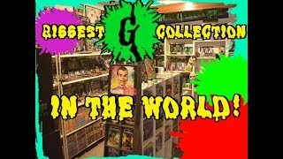 Biggest Goosebumps Collection In The World!
