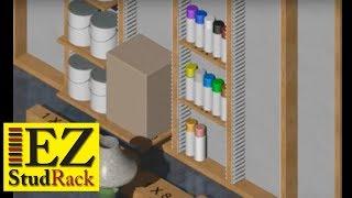Ezstudrack Storage System Demonstration