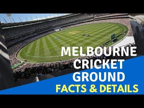 Melbourne Cricket Ground (MCG): Facts & Details