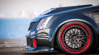 Wide Body Montage by D3 Cadillac