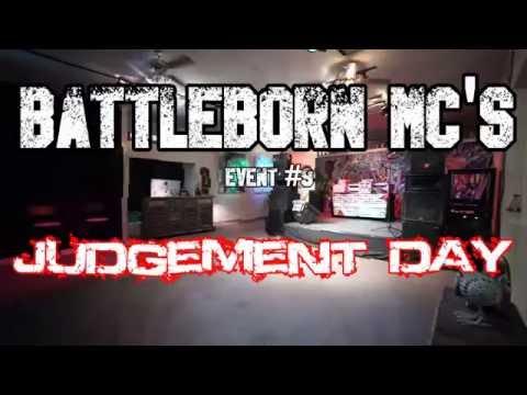 BATTLEBORN MC's - Judgement Day - JBurna vs J Nutty