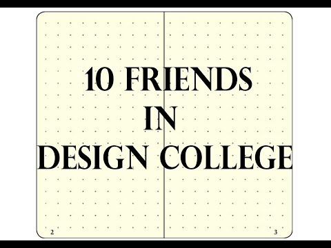 10 Must Stationery | Interior Design Student | 2018