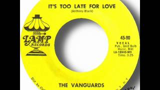 The Vanguards - It