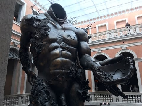 TREASURES FROM THE WRECK OF THE UNBELIEVABLE - DAMIEN HIRST - PALAZZO GRASSI