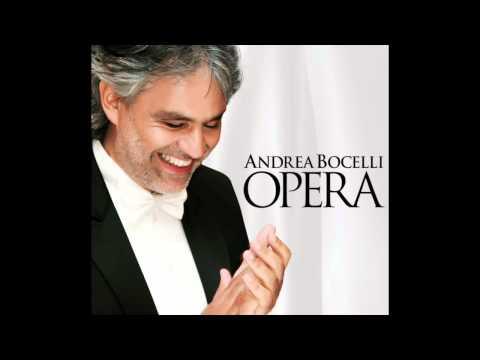 """Andrea Bocelli - Guide to Opera - La Bohème - """"O soave fanciulla"""""""