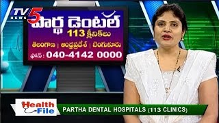 Dental Problems And Its Solutions   Partha Dental   Health File   TV5 News