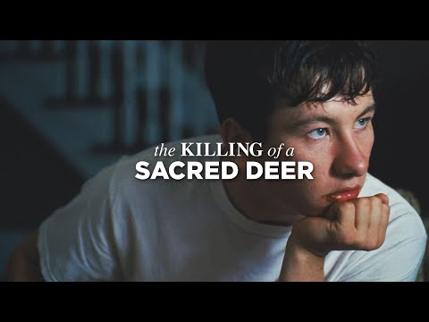 The Killing of a Sacred Deer   An Age-old Parable