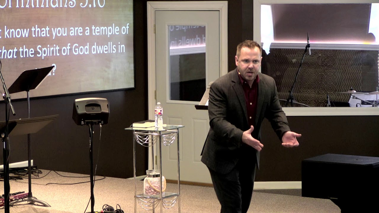 A Heart That's Fully His -- Shawn Benson  -- Harvest Church