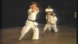Hunter Valley Karate - Twin Baseball Bat Break