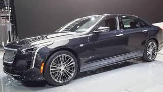 2019 Cadillac CT6 V-Sport car review