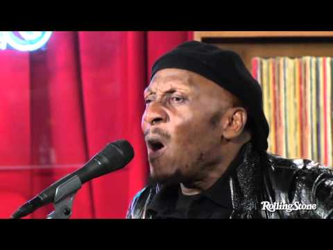 Jimmy Cliff - Interview