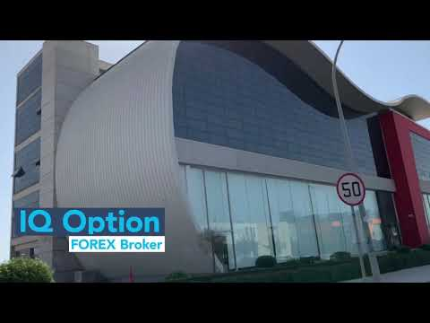 SKYX | video on FX broker buildings in Limassol - Cyprus