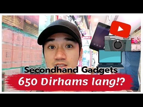Secondhand Gadgets and Mobile Accessories Centre in Karama, Dubai | Pinoy in UAE
