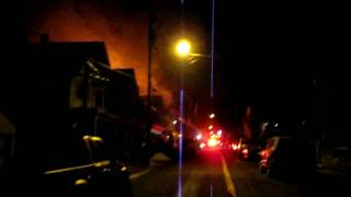 Shenandoah Heights Fire 1/19/10