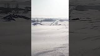 Техника по расчистке снега не выдерживает нагрузки на трассах ВКО