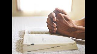 Reunião de oração - 26/01/2021