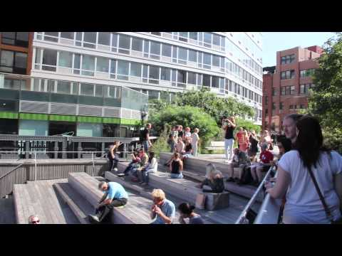 Reportaje MeatPaking District The High Line y Chelsea Market New York