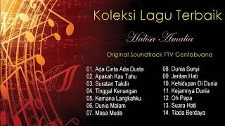 Lagu Lagu Terbaik HALISA AMALIA - Soundtrack FTV Gentabuana Paramita
