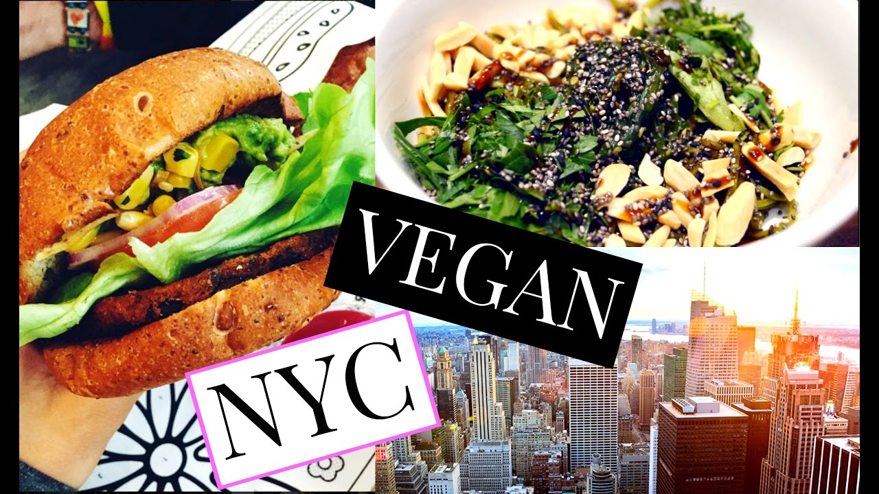 Top 3 Vegan Restaurants In Nyc