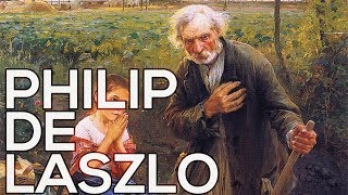 Philip de Laszlo: A collection of 223 paintings (HD)