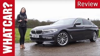 2017 bmw 5 series review   what car