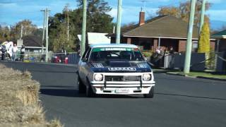 Targa Tasmania 2015