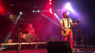 The Barry White Stripes - Blue Orchid (Rytmikorjaamo 26.5.17) 4K