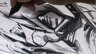 Kawasaki Z800 - The Design Story