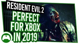 Why The Resident Evil 2 Remake On Xbox Is Perfect For 2019
