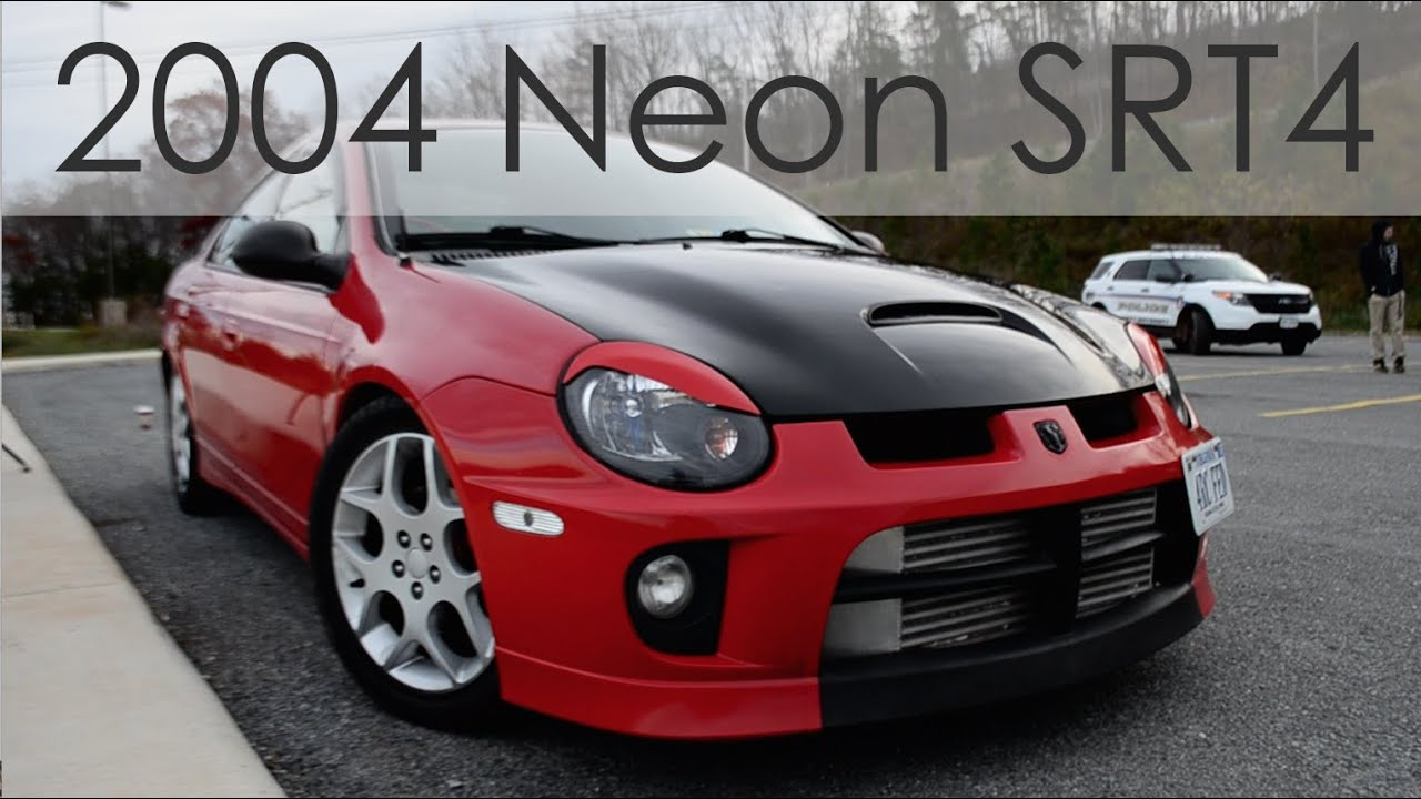 2004 Dodge Neon Srt4 Feature Gears And Gasoline Youtube