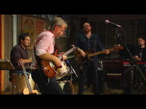 Geoff Achison & the Soul Diggers - Baby Come Back/Everything is Alright