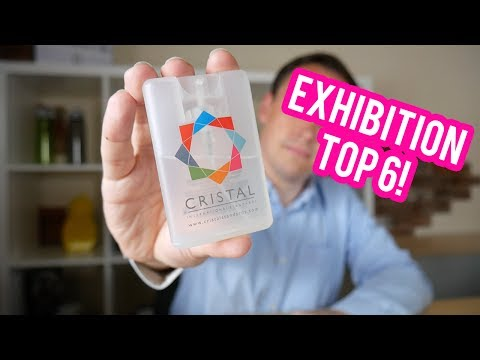 Top 6 Exhibition Promotional Items for 2017