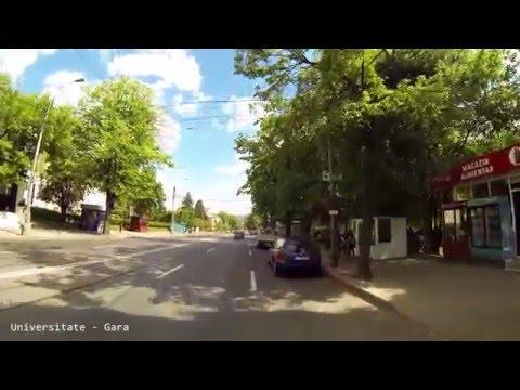 Devron Zerga D3 Copou - Gara / Filmat cu GoProHero3 Black Edition