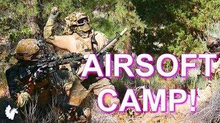 AIRSOFT CAMP!