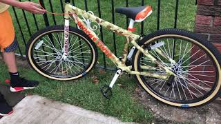 Vlog/Reviewing 2018 SE Bikes!!!!