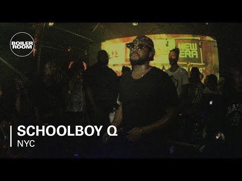 "Schoolboy Q ""Hands on the Wheel "" - Boiler Room NY"