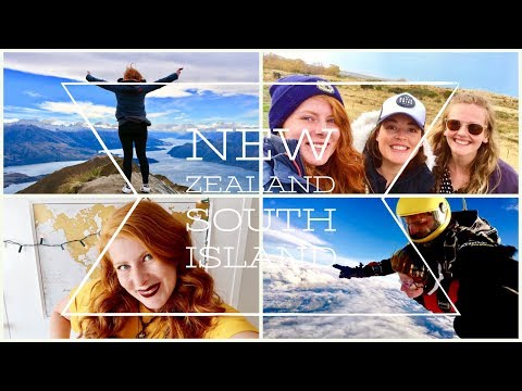 NEW ZEALAND SOUTH ISLAND ADVENTURE    STRAY    TRAVEL    BACKPACKING