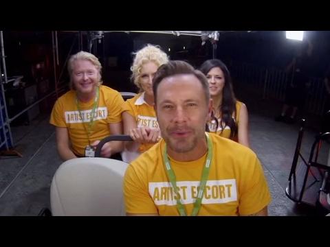 Talent Escorts Sneak Peek  CMA Music Festival: Countrys Night to Rock 2014  CMA